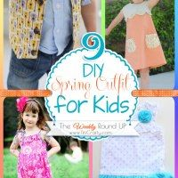 http://www.titicrafty.com/2014/03/9-diy-spring-outfits-kids-weekly-round-up/