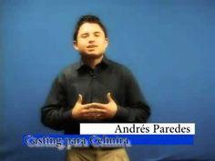 Casting de Andres Paredes | Celmira, la película