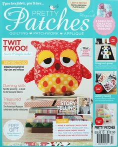 Pretty Patches Magazine issue 13 June 2015