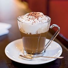 Chocolate Cappuccino | MyRecipes.com