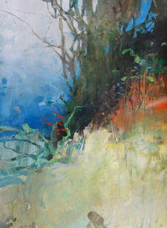 Minto Brown, Artist Randall David Tipton, watermedia on paper