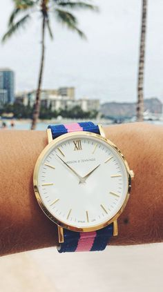 Preppy watch