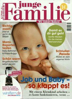 Job und Baby - so kl