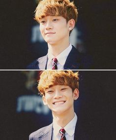 """"""".... and every fan girl just died"""" yup, just like that Chen/ Jongdae from Exo killed us all"""