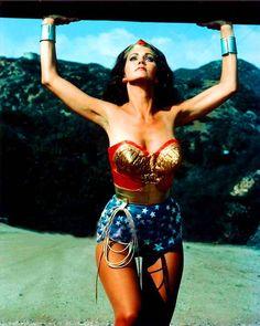 Wonder Woman - Linda Carter did it right.