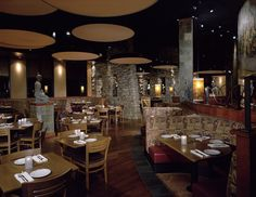 An interior shot from within P.F. Chang's
