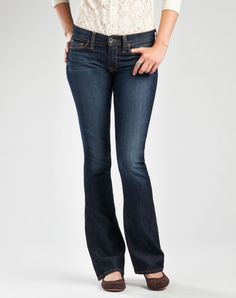 Sofia Boot Jeans Short, Regular & Long - Lucky Brand Jeans - my favorite jeans right now.