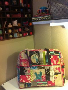 Weekender Bag - Quilt As You Go
