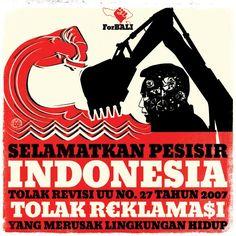 Selamatkan Pesisir Indonesia