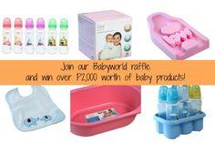 Babyworld Raffle Promo