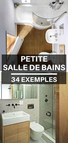 1207 meilleures images du tableau SALLE DE BAINS en 2019 | Bathroom ...