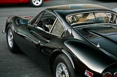 Probably my favorite classic car.. Dino 246 gt 1972