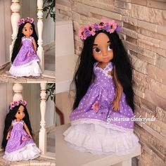 Doll Clothes / Disney Animator Doll Pocahontas