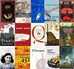 Hoy vengo con 40 libros recomendados para leer en cualquier época de tu vida porque son algunas de las mejores obras que jamás se han escrito.