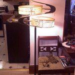 Majestic Z Floor Lamp by Eddie's 1950s Spaceage Bachelorpad