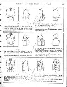 M Rohr Vintage Patternmaking