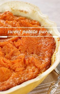 Deck out your holiday dinner table with side dishes you know will be great. On GMA, Wolfgang Puck prepared a Sweet Potato Puree and a Cranberry Relish. http://www.recapo.com/good-morning-america/gma-recipes/gma-wolfgang-puck-sweet-potato-puree-recipe-cranberry-relish/