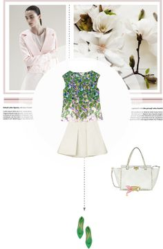 """Spring is in the air"" by forzieri ❤ liked on Polyvore"
