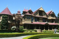 Visit the Winchester Mystery House.
