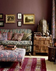 All it needs is a good book and a cup of tea or glass of wine