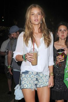 she's perfect. rosie huntington-whiteley at coachella 2012
