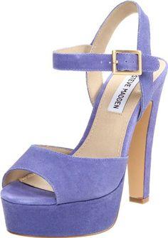 a1303e8c316 Steve Madden Women s Dynemite Sandal  stevemadden  dynemite  lavender   sandal  69.99 Purple Shoes