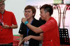 Fun Stage of 9th Asia Pacific Harmonica Festival Official website - www.aphf2012.com / www.myharmonicaworld.com