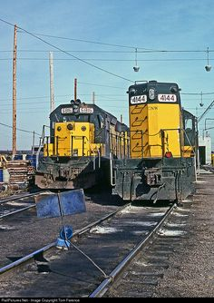RailPictures.Net Photo: CNW 4144 Chicago & North Western Railroad EMD GP7 at Butler, Wisconsin by Tom Farence