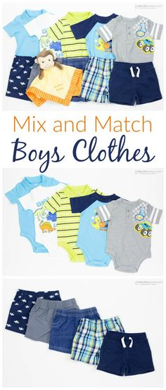 2c828153c Garanimals Clothing for Kids Makes Mixing and Matching Child's Play  #MixAndMatchValue