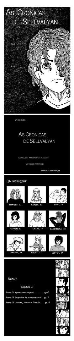 "web comic "" As Cronicas de Sellvalyan #desenhos #desenhistas #folclorebrasileiros #dc #marvel #webcomics #iara #saci #CUCA #turmadamonica #mangá #yaoi #hqs #arts #cultura #draw #art #desenho #drawing #arte #manga #artedigital #hq #tirinha #comic #mydraw #comics #ilustração #mangá #quadrinhos #tira #tirinhas #brasil #bandad Web Comics, Marvel, Drawing, Instagram, Kuchen, Folklore, Comic Strips, Comics, Brazil"