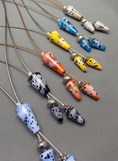All That Jazz - by Lampwork Beads