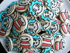 Mini Dr Seuss Cat in the Hat 4 dozens by FunFavors on Etsy, $39.95