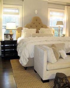 richmond, va - contemporary - bedroom - charlotte - lisa sherry interieurs