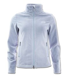 Elt Teen Sonja Fleece Jacket Light Blue Size 14