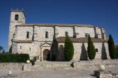 Iglesia de El Olivar.