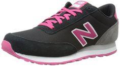 New Balance - Wl501Shk - Sneaker, unisex-adult, negro/rosa (negro/rosa), taille 40: Amazon.fr: Chaussures et Sacs