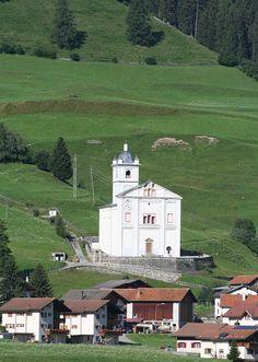 Kirche S. Mitgel, Savognin GR