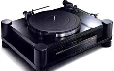 """Nakamichi - Dragon-CT Centering High End Turntable"" !...  http://about.me/Samissomar"
