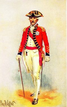 Sir William Howe Commander In Chief, His Majesty's forces in North America.