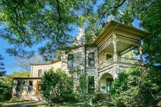 Arkansas' Historic Penn Castle Can Be Yours for a Bargain