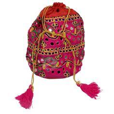 Zoya Potli Hand Bag by indiatrendshop.com