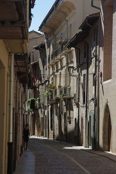 Estella-Lizarra (Navarre/Espagne)
