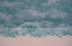 How to Paint a Ceiling of Clouds - The Practical House Painting Guide