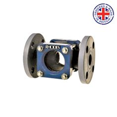 Rhodes 913 Sight Glass with Integral Sprout - UK Manufactured