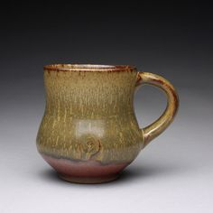 handmade pottery mug teacup ceramic cup with by rmoralespottery, $25.00  (ray morales)