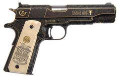 thebowtielife: (via finn-land, darkshapes) Colt 45, Colt 1911, Colt Gold Cup, Tactical Equipment, Fire Powers, Self Defense, Shotgun, Cannon, Firearms