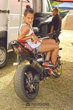 Mercenary: Stunt Girl  #WatchmorePhotography #Mercenary #MercenaryGarage