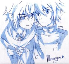 Mikayuu by Ticci-Coffy on DeviantArt