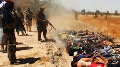 Isis massacres Orthodox Christians in Syria.  http://myocn.net/breaking-isis-just-emptied-nineveh-plains-200000-aramean-christians-fled/
