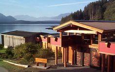 U'mista Cultural Society - Alert Bay, British Columbia, Canada